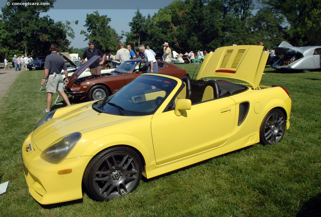 Toyota MR2 Spyder #4