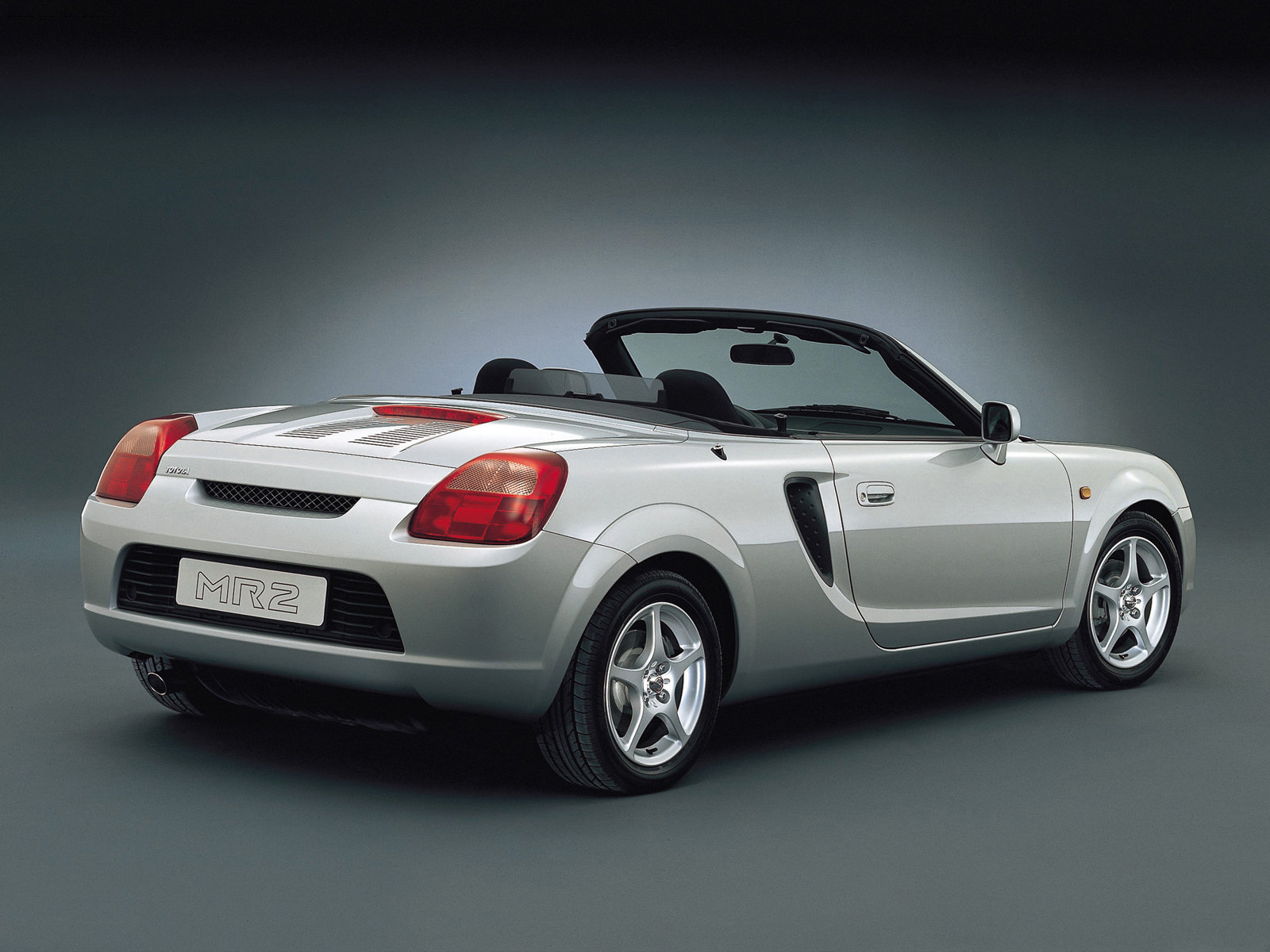 Toyota MR2 Spyder #13