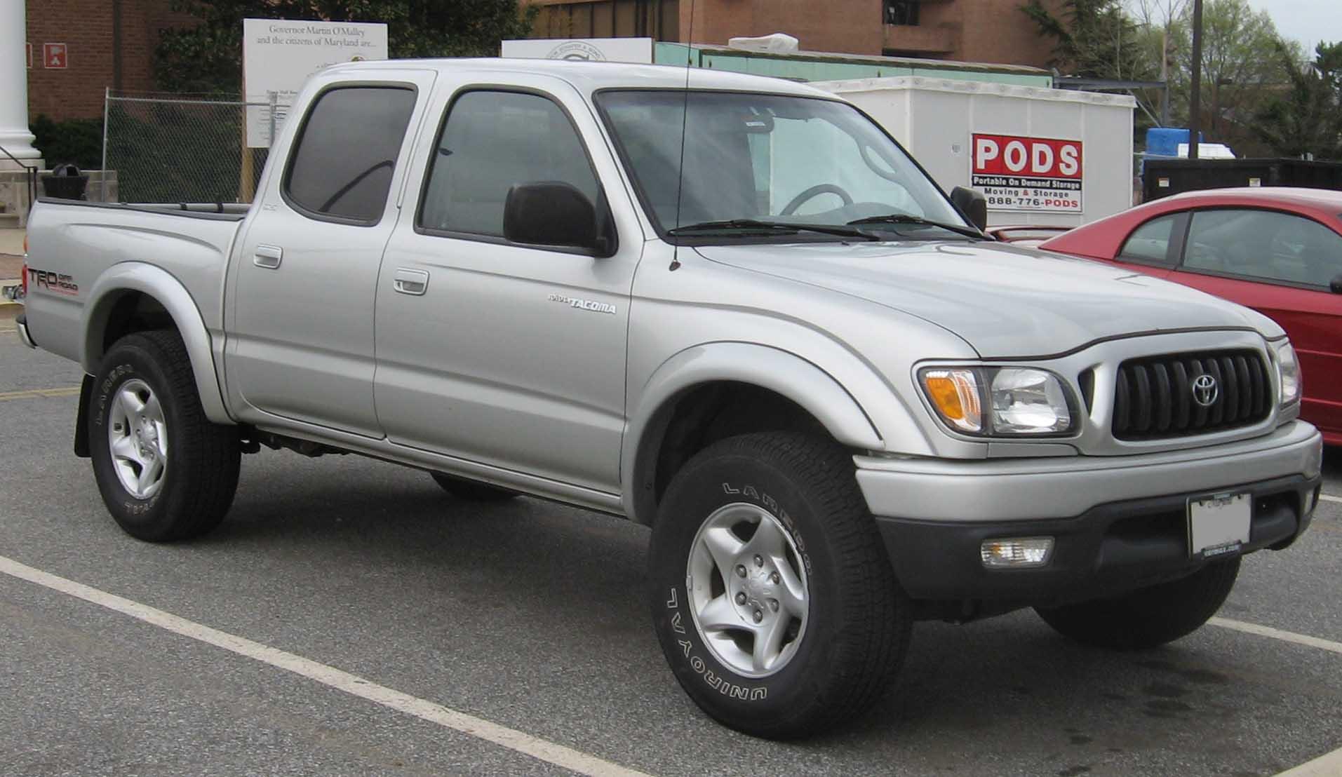 2001 Toyota Tacoma #4 Toyota Tacoma #4