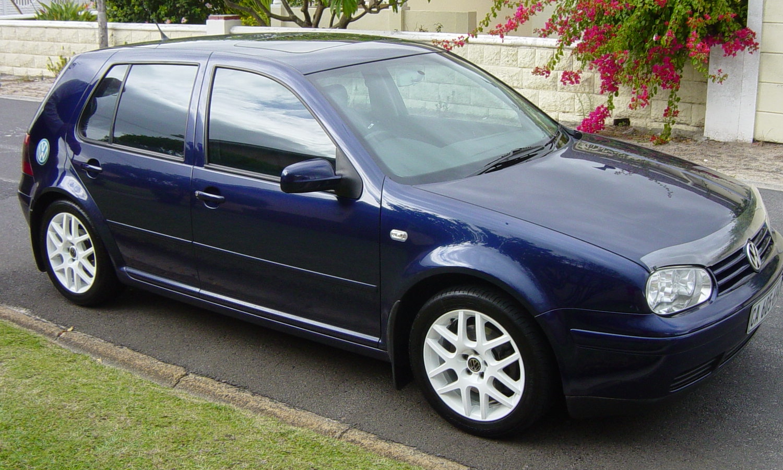 2001 Volkswagen Golf - Information and photos - ZombieDrive