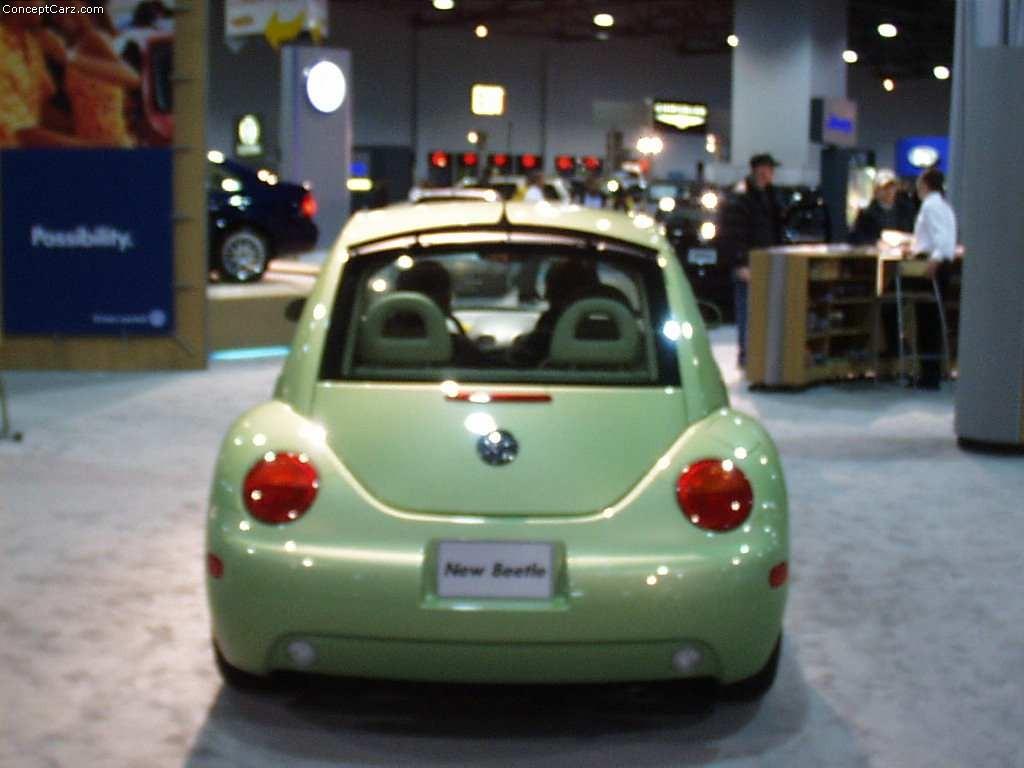 2001 Volkswagen New Beetle Image 10