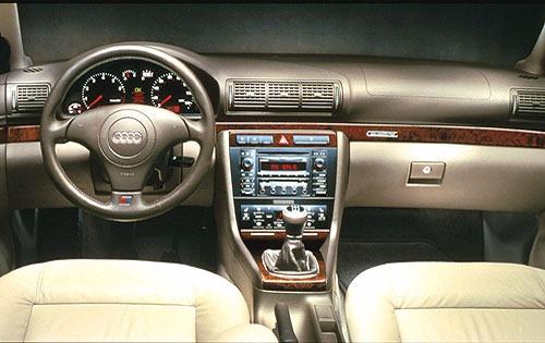 2001 Audi A4 Image 12