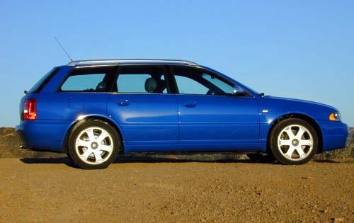 2002 Audi S4 Image 7