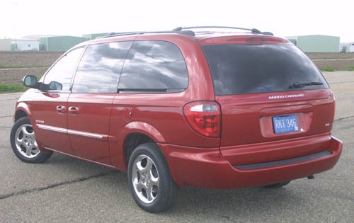 2001 Dodge Grand Caravan Lx Image Collections Diagram