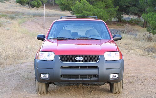 2002 Ford Escape XLT Choi exterior #14
