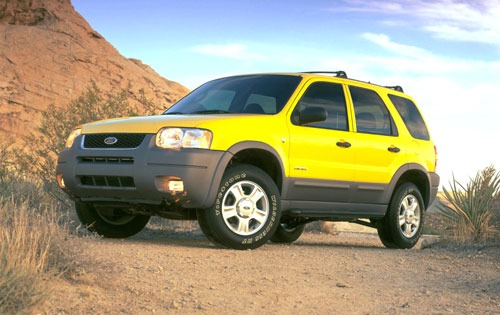 2002 Ford Escape XLT Choi exterior #4