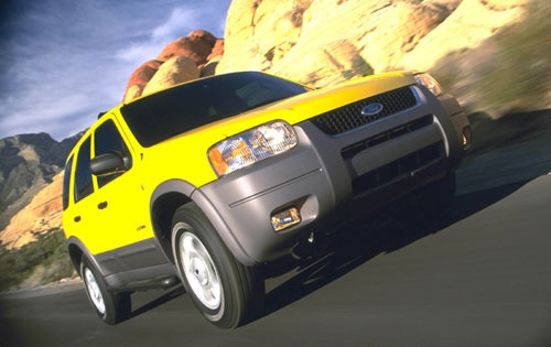 2002 Ford Escape XLT Choi exterior #6
