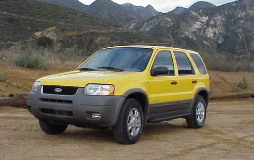 2002 Ford Escape XLT Choi exterior #2