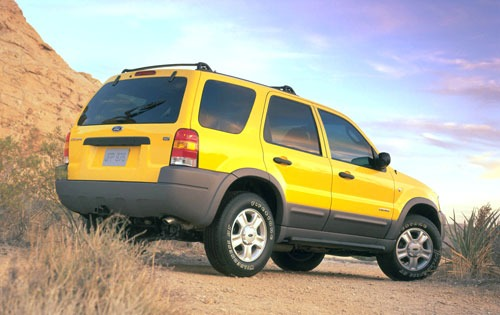 2002 Ford Escape XLT Choi exterior #12