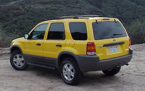 2002 Ford Escape XLT Choi exterior #11
