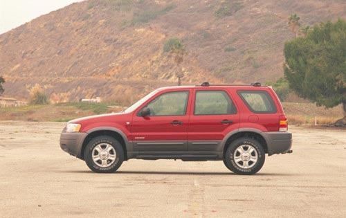 2002 Ford Escape XLT Choi exterior #8
