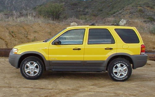 2002 Ford Escape XLT Choi exterior #10