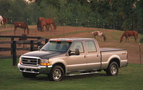 2001 Ford F-250 Super Dut exterior #3
