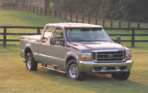 2001 Ford F-250 Super Dut exterior #2