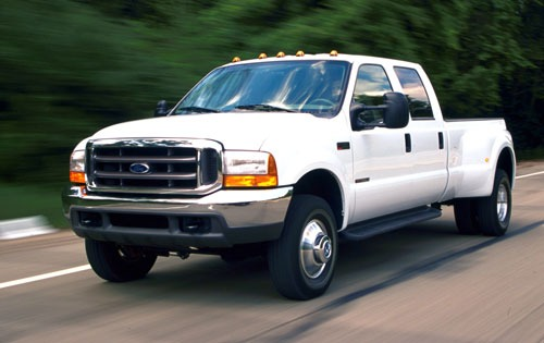 2001 Ford F-350 Super Dut exterior #3