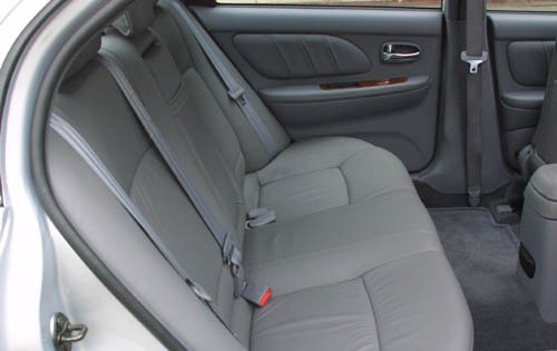 2001 Kia Optima SE V6 Ste interior #13