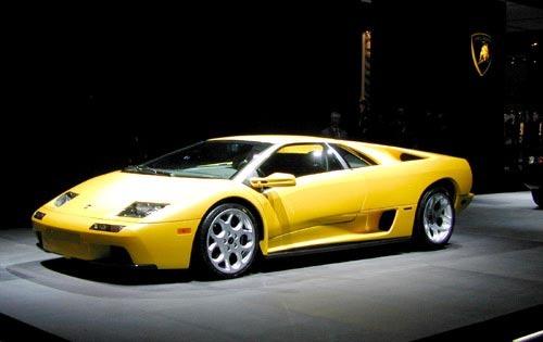 2001 Lamborghini Diablo Image 1