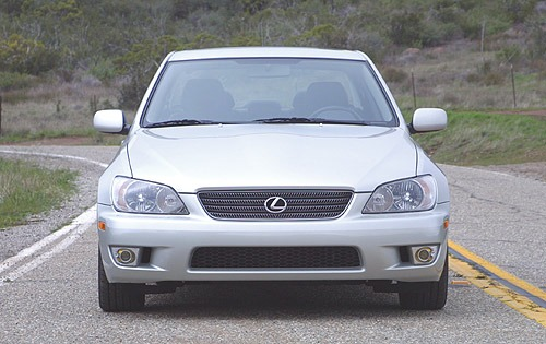 2003 Lexus IS 300 SportDe exterior #7