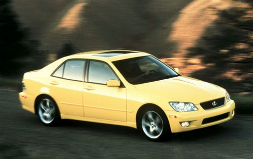 2003 Lexus IS 300 SportDe exterior #2