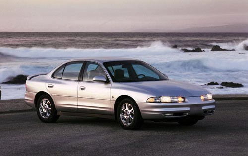 2001 Oldsmobile Intrigue  exterior #2