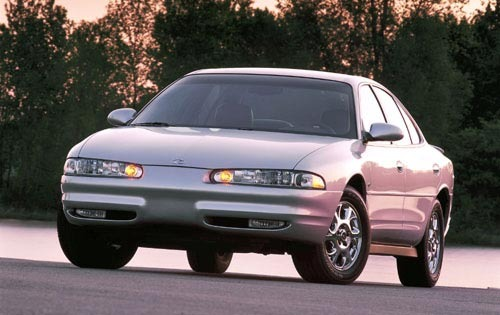 2001 Oldsmobile Intrigue  exterior #1
