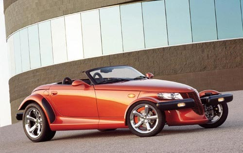 2001 Plymouth Prowler 2dr exterior #1