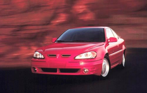 2001 Pontiac Grand Am SE  exterior #2