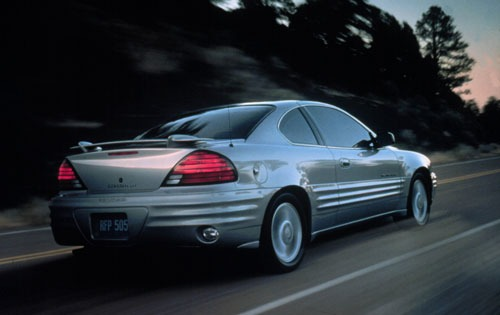 2001 Pontiac Grand Am SE  exterior #4