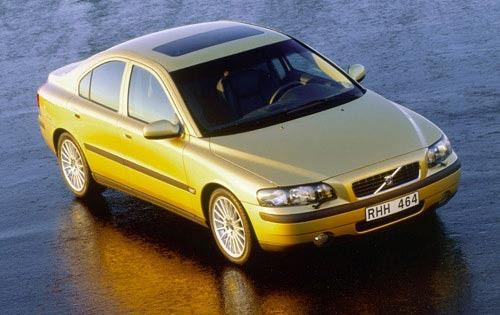2001 Volvo S60 T5 4dr Sed exterior #5