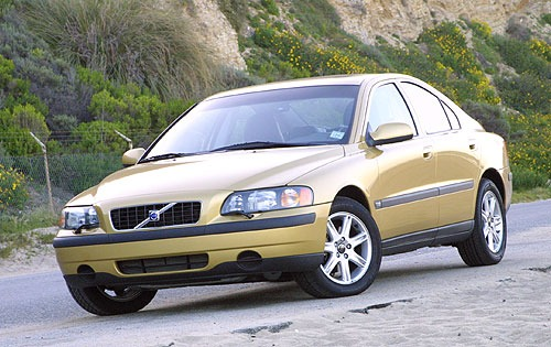 2001 Volvo S60 T5 4dr Sed exterior #4