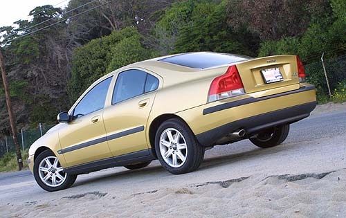 2001 Volvo S60 T5 4dr Sed exterior #9