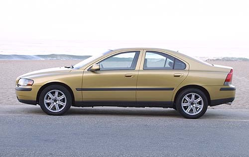 2001 Volvo S60 T5 4dr Sed exterior #8