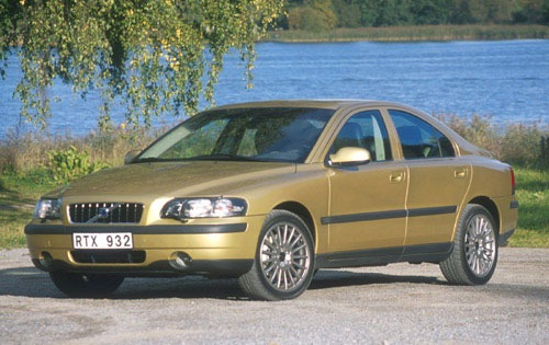 2001 Volvo S60 T5 4dr Sed exterior #6