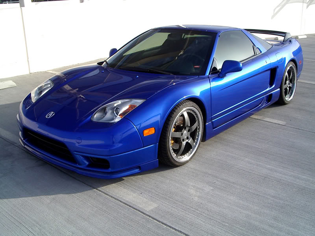 2002 Acura NSX - Information and photos - ZombieDrive