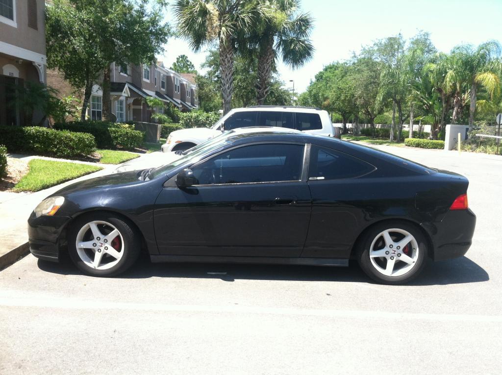 2002 Acura Rsx Image 3