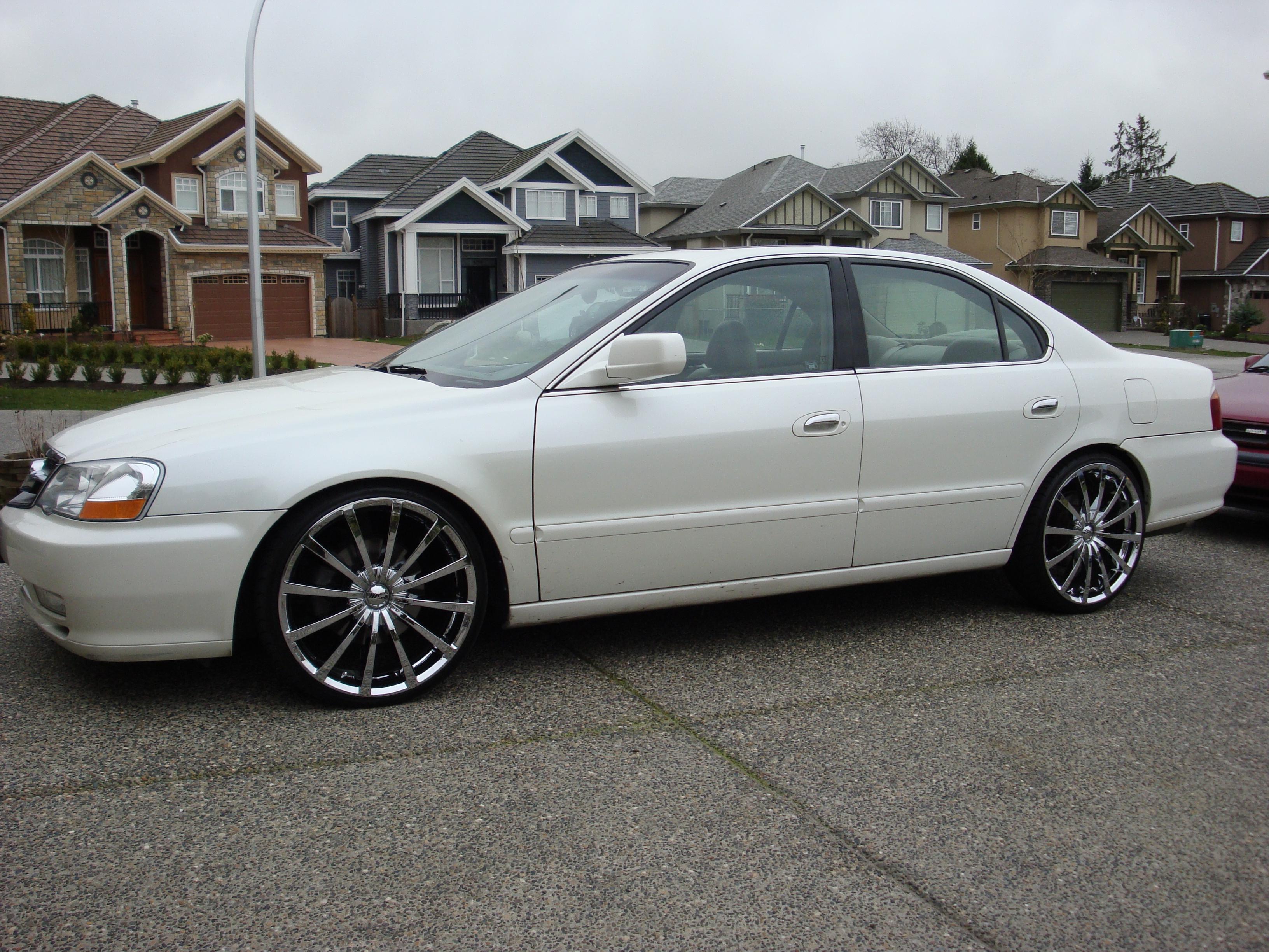 2002 Acura Tl Image 8
