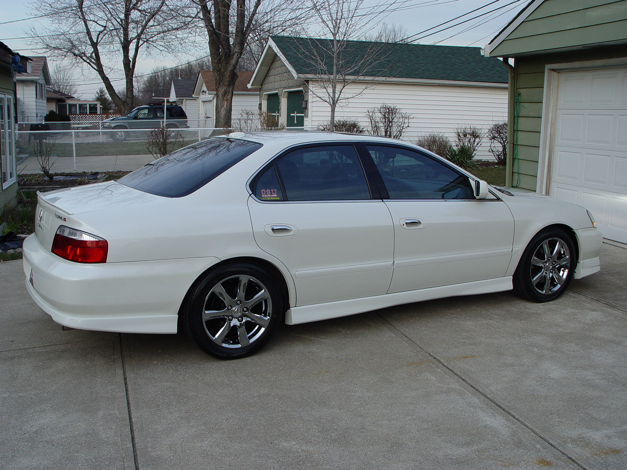 2002 Acura TL - Information and photos - ZombieDrive