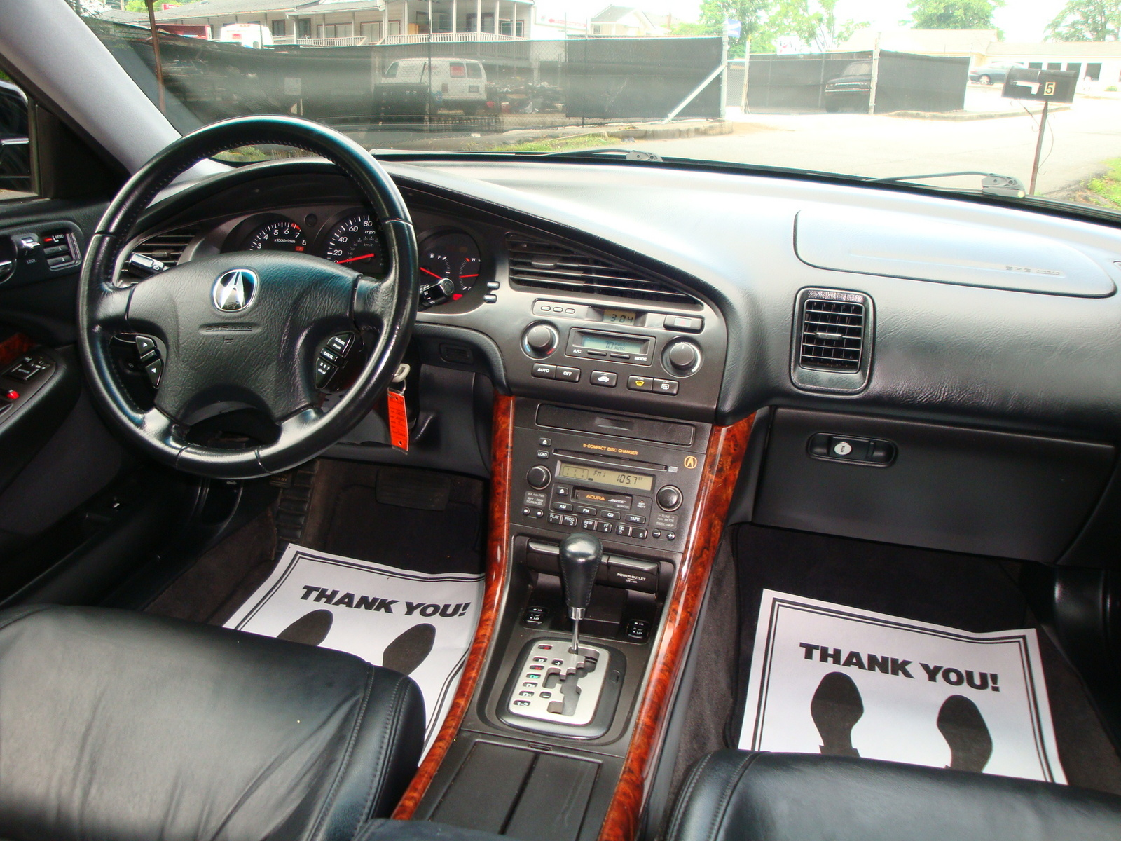 2002 acura tl information and photos zombiedrive