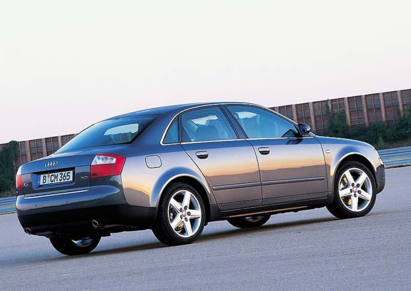 2002 audi a4 - information and photos - zombiedrive
