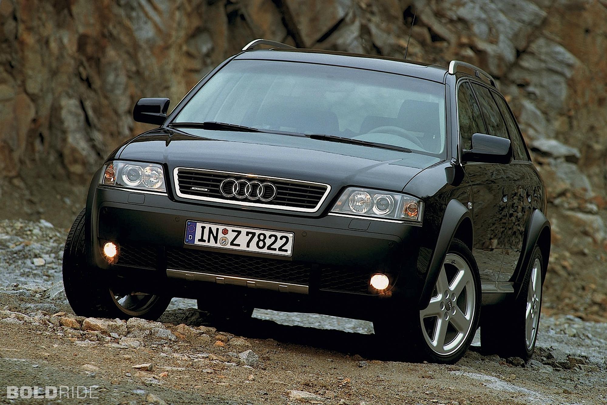 2002 Audi Allroad Quattro Image 3