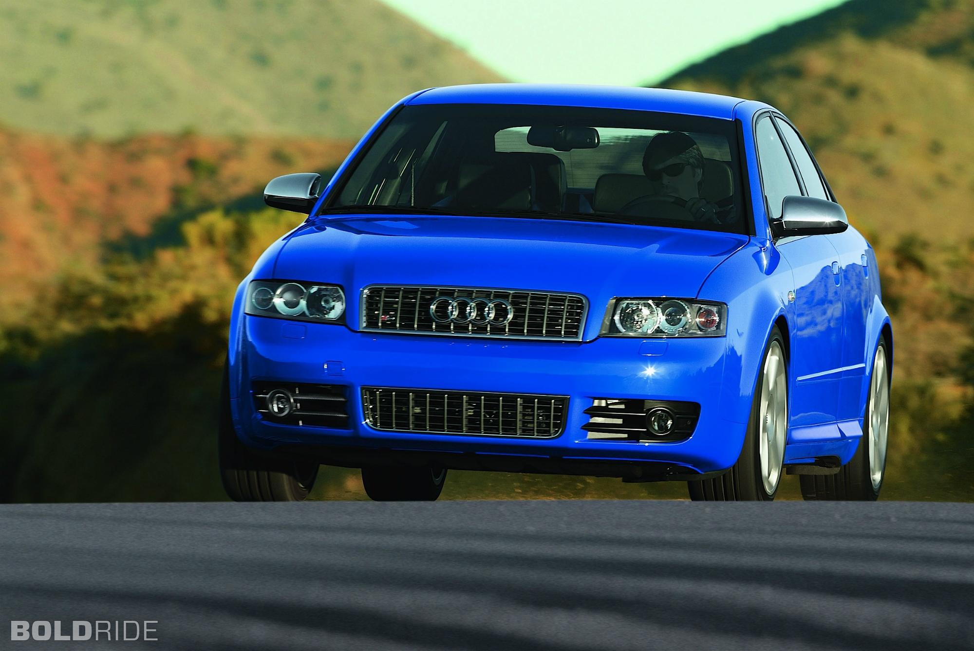 2002 Audi S4 Image 22