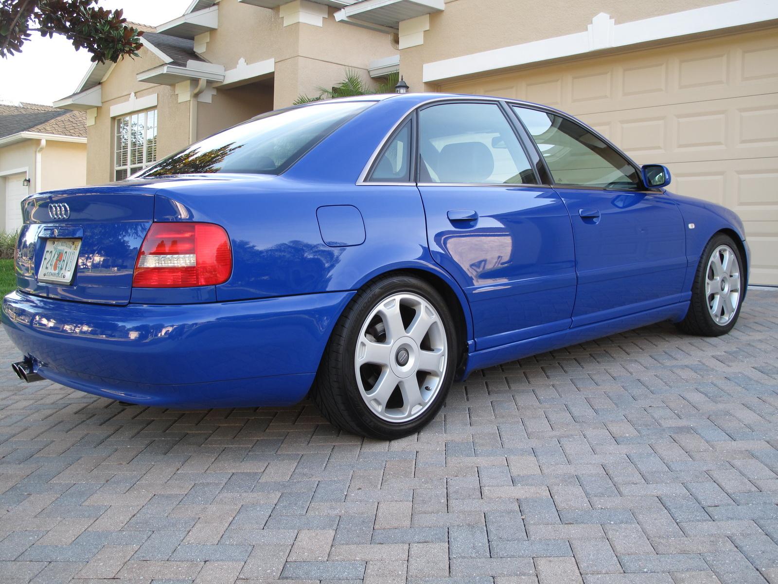 2002 Audi S4 Image 20