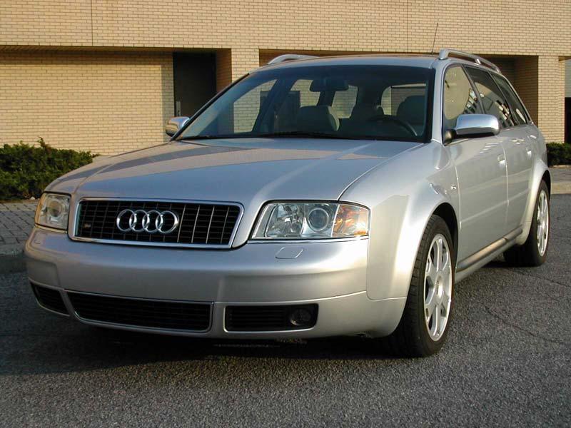 2002 Audi S6 Image 3