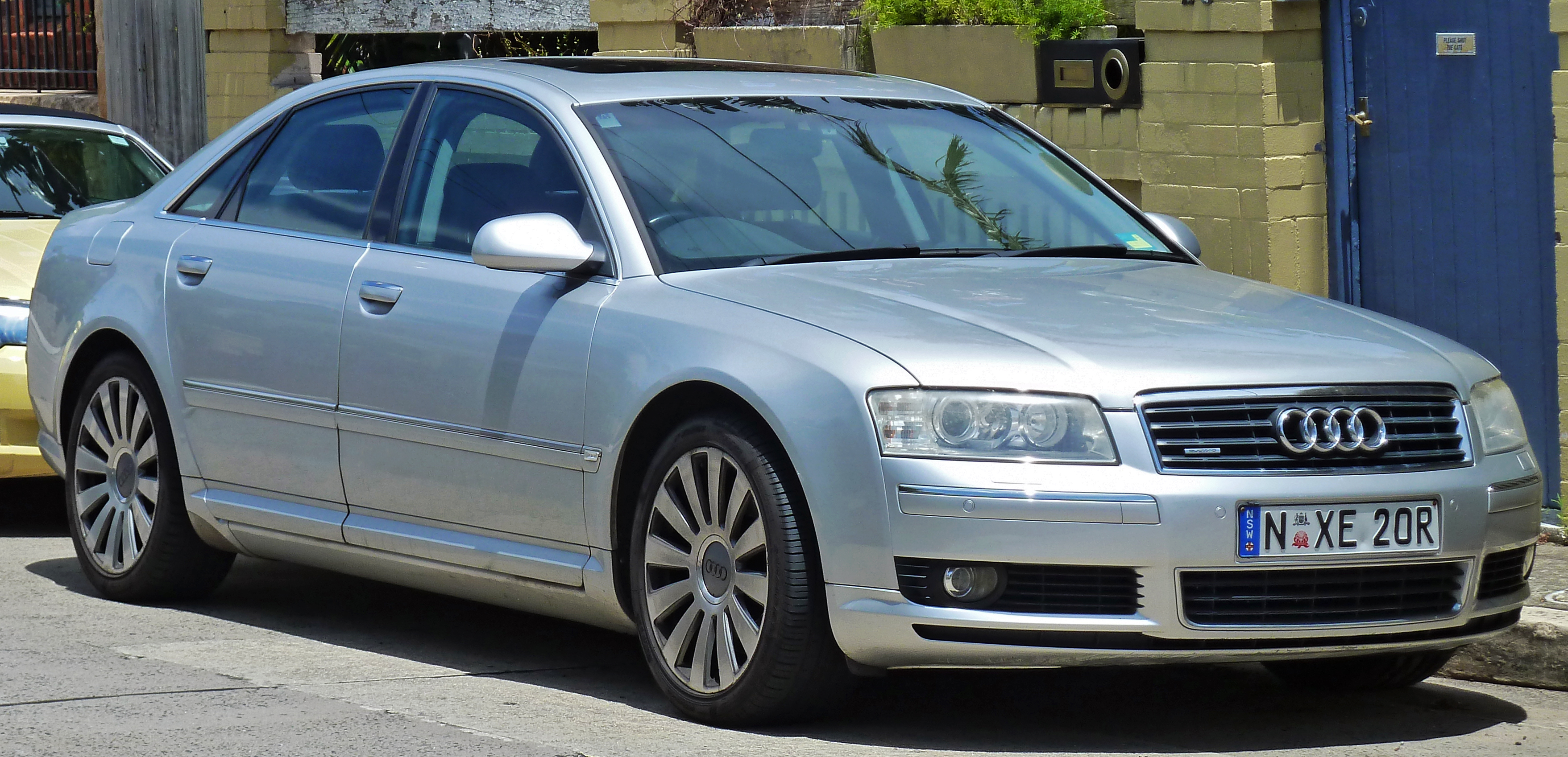 2002 Audi S8 Information And Photos Zombiedrive Fuse Box 02 A4 1