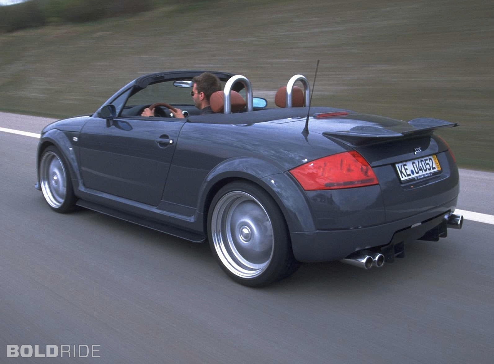 2002 audi tt - information and photos - zombiedrive