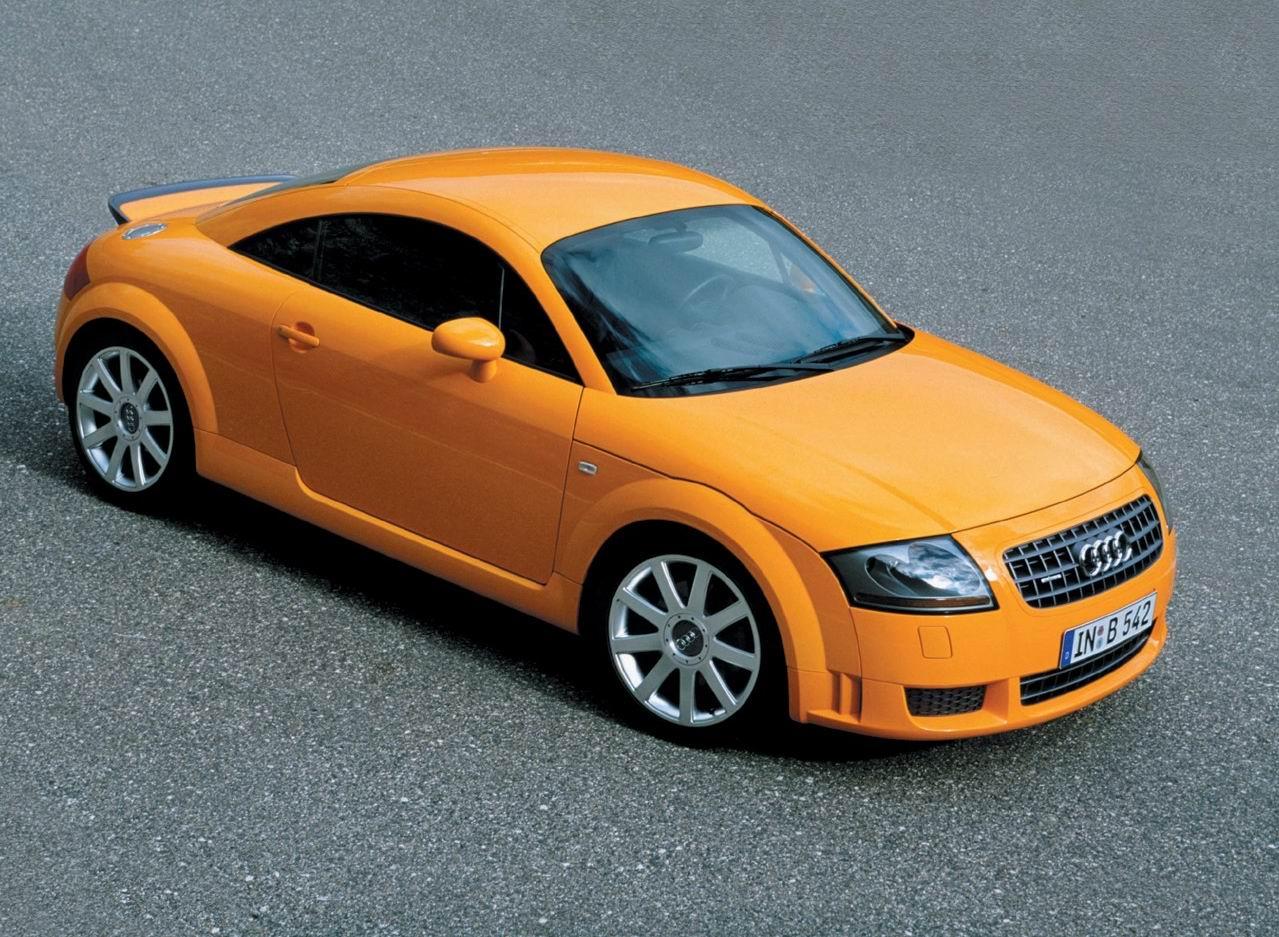 2002 Audi Tt Image 11