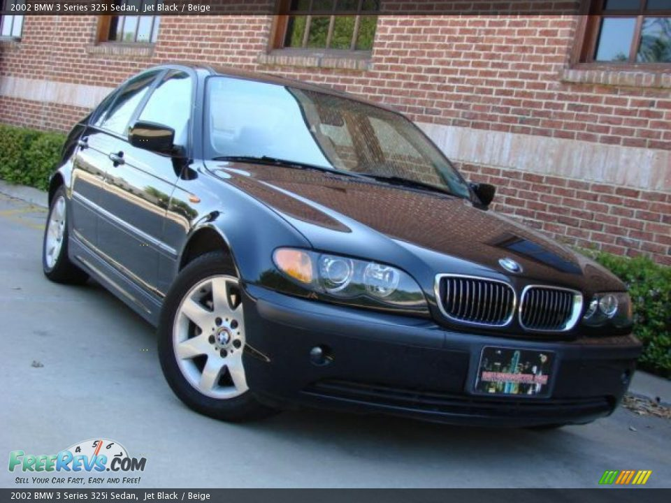 2002 BMW 3 Series  Information and photos  ZombieDrive