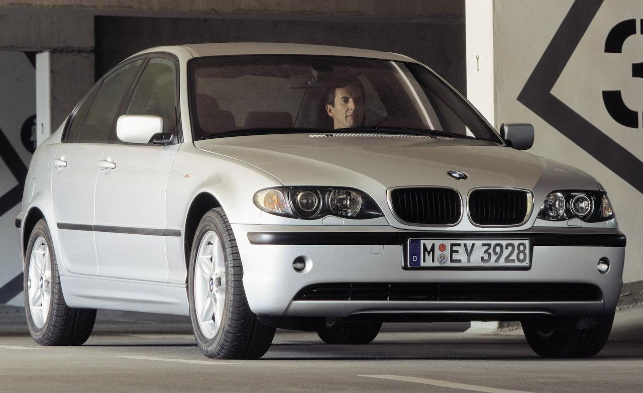 2002 Bmw 3 Series Image 17