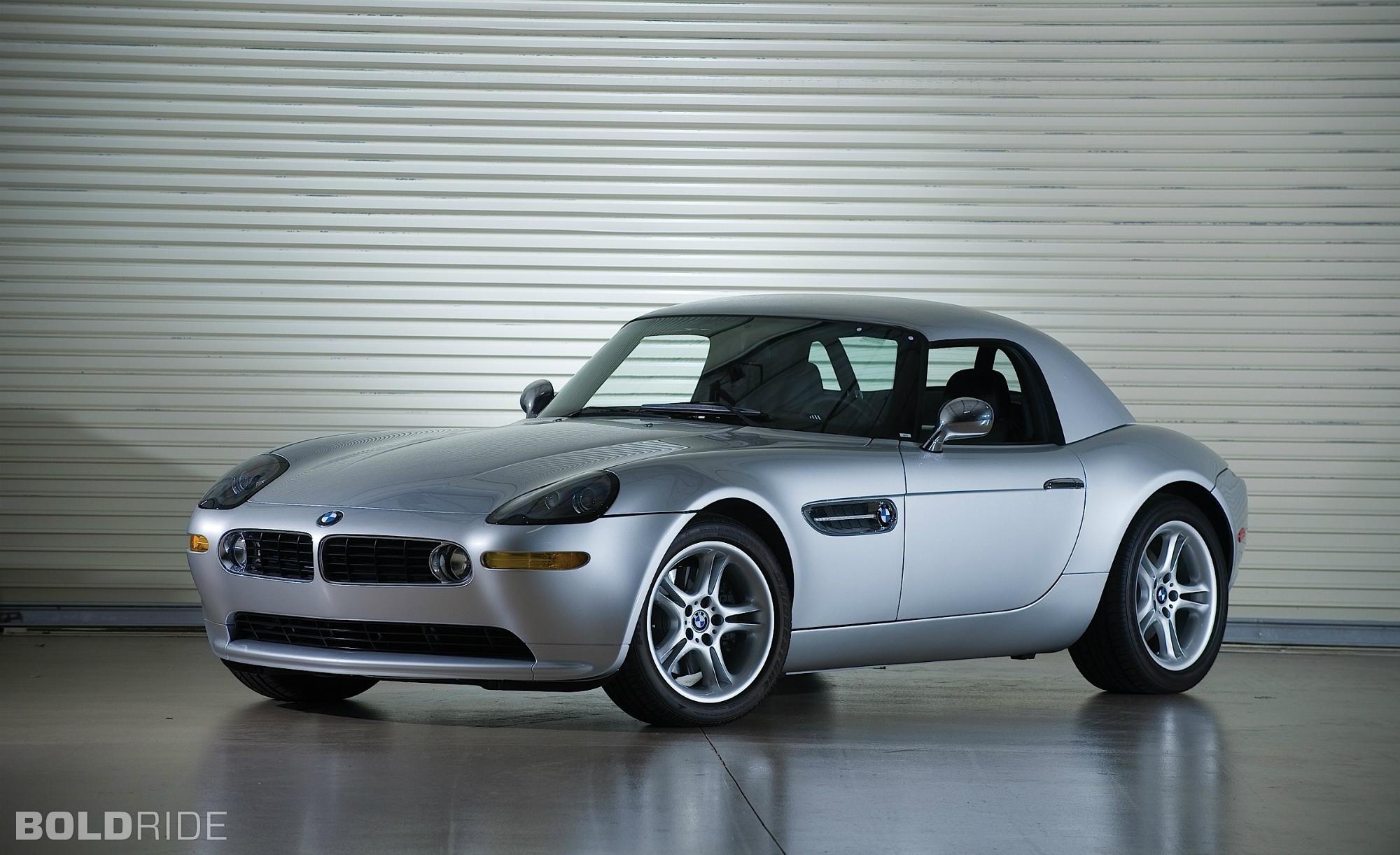 2002 BMW Z8 - Image #7