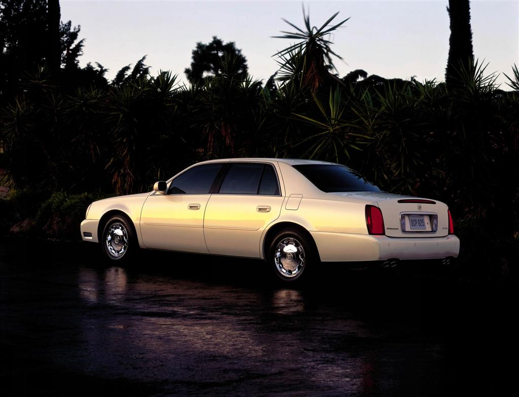 2002 Cadillac Deville Information And Photos Zombiedrive